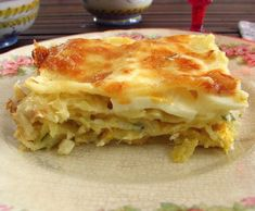 Lasanha de bacalhau | Food From Portugal