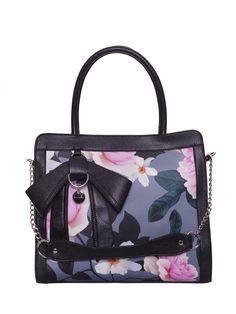 Review: Monaco Rose Bag (Black) Monaco, Ted, Shoulder Bag, Tote Bag, Rose, Bags, Australia, Accessories, Handbags