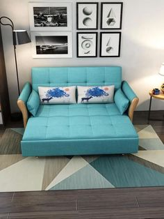 Sofa Cumbed Design, Living Room Sofa Design, Bedroom Furniture Design, Living Room Designs, Living Rooms, Sofa Come Bed Furniture, Sofa Beds, Sofa Bed For Small Spaces, Small Couch For Bedroom