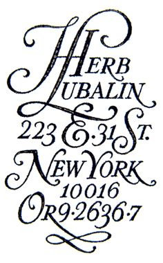 webherb lubalin 73 1.thumbnail Weekend Round up: Beautiful Typography and Herding Cats