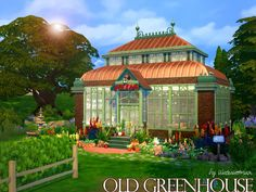 Old Greenhouse | Welcome to AKISIMA – free downloads with <3