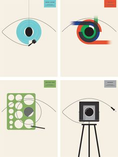 Jason Munn, keeping the concepts deep and the artwork simple. For SFMOMA Artist Series.