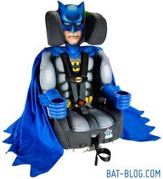 batman car seat | ... BATMAN TOYS and COLLECTIBLES: Brand-New Super Wacky BATMAN Merchandise