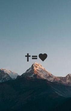 Jesus in my heart Cross Wallpaper, Jesus Wallpaper, Bible Verse Wallpaper, Love Wallpaper, Wallpaper Quotes, Cross Equals Love, Cross Love, Jesus On The Cross, Wallpapers Gospel