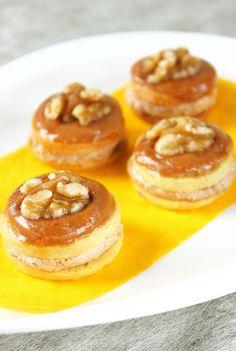 Biscuits aux noix et glaçage au café3