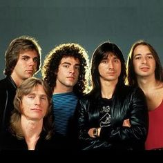 Journey - love this picture, just how I remember them!!