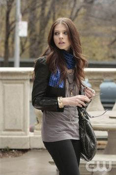 when georgina sparks shows up...you know shit is going down.....