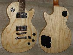 Gibson Les Paul Studio Swamp Ash (a thunderous combination of Tonewoods and Gibson Humbuckers)