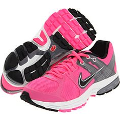 Nike - Zoom Structure 15 My favorite running shoes! Grey Nikes, Pink Nikes, Workout Shoes, Workout Wear, Nike Zoom, Air Max Sneakers, Sneakers Nike, Pink Running Shoes, Shoes