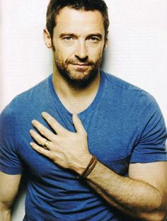 Can we all just take a moment to acknowledge, appreciate, and praise God for Hugh Jackman' s arms?!