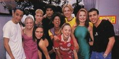 Immagine di backstreet boys, nick carter, and spice girls