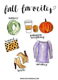 Fall Style: A BRIGHTLY DECORATED LIFE