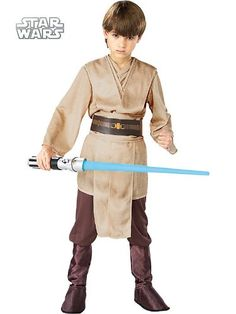 Star Wars Child's Deluxe Jedi Knight Costume