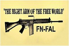 FN-FAL Rifle - 20 Rnd. Dummy Magazine