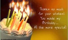 My Birthday Gift Essay Best Thank You For Wishes Messages Sayings Text Sms Pictures