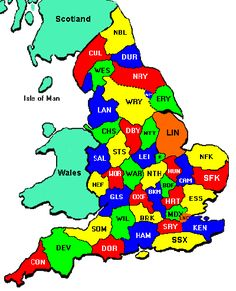 County Map Of England 2016.37 Best Geo Maps England Images In 2016 England England Map