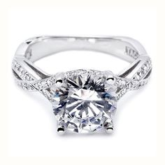 Tacori 2565MDRD75 Engagement Ring- love this setting!!