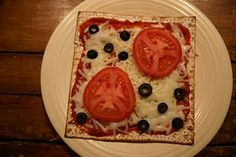 Passover pizza recipe on matzo (my kids love these).  How great is this idea?!