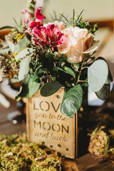 Krysten & Jack's rustic boho wedding at The Orange Blossom Barn is full of beautiful on-trend details like macramé, a gold-drop naked cake and a donut wall. And like all good weddings, there's a beautiful story behind it too. Rustic Boho Wedding, Boho Flowers, Beautiful Stories, Orange Blossom, Floral Wreath, Wreaths, Table Decorations, Bride, Home Decor