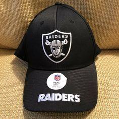 347872cb977 Oakland Raiders NFL Cap Hat NWT  OaklandRaiders