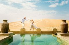 May Your Love Be as Epic as These Destination Weddings via @mydomaine