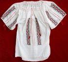 Ie romaneasca din panza topita,camasa populara traditionala