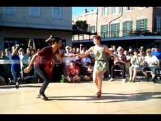 Lindy Hop at its finest! Ultimate Lindy Hop Showdown (ULHS) finals.
