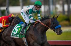 Mor Spirit Takes Over in the Los Alamitos Futurity - Zipse At The ...