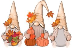 Gnome Images, Gnome Pictures, Gnome Paint, Seasonal Image, Drawing Clipart, Halloween Clipart, Cute Clipart, Printable Cards, Elf