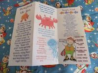 First Grade Blue Skies: Parent Brochure!