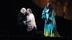 I Due Foscari (1844) // Giuseppe Verdi // Francesco Foscari ..... Plácido Domingo (baritone) Jacopo Foscari ..... Francesco Meli (tenor) Lucrezia Contarini ..... Maria Agresta (soprano) Jacopo Loredano ..... Maurizio Muraro (bass) Barbarigo ..... Samuel Sakker (tenor) Fante ..... Lee Hickenbottom (tenor) Pisana ..... Rachel Kelly (mezzo-soprano) Servant of the Doge ..... Dominic Barrand (bass)  ROH Antonio Pappano (conductor), 2014