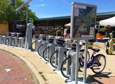 $2M bike sharing program pitched for Grand Rapids | MLive.com