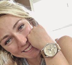 Mikaela Shiffrin Mikaela Shiffrin, Wood Watch, Accessories, Wooden Clock, Jewelry Accessories