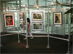 scaffold exhibition stand - Google Search