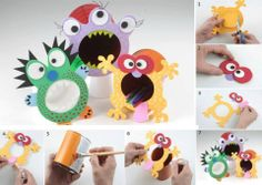 Inspiration DIY Home made Belles images Do it Yourself activités enfants
