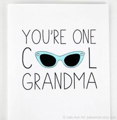 Ideas Birthday Quotes For Grandma Cards Mothers Day Grandma Birthday Quotes, Happy Birthday Grandma, Grandma Quotes, Grandpa Birthday, Husband Birthday, Grandparents Day Cards, Grandma Cards, Mothers Day Cards, Cool Birthday Cards