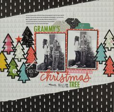 Illustrated Faith CHRISTmas Collection | Grammy's Christmas Tree by Becki Adams