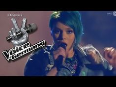 Survivor - Anna Liza Risse | The Voice 2014 | Live Clash - YouTube