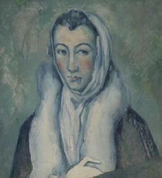 Dama Cezanne