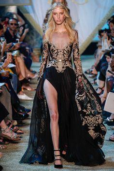 Elie Saab Autumn/Winter 2017 Haute Couture - Look 2