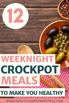 12 weeknight crockpot meals for a healthy you! Easy options for healthy cooking to set it and forget it! Healthy dinners all week for families and pleasing meals for kids. Some budget-friendly, chicken, and beef ideas as well. Great Chili Recipes, Healthy Crockpot Recipes, Crockpot Meals, Healthy Dinners, Healthy Cooking, Mexican Food Recipes, Cooking Recipes, Quick Meals, Eating Healthy