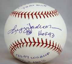 Autographed Reggie Jackson Baseball - Stat Rawlings OML - JSA Certified - Autographed Baseballs by Sports Memorabilia. $292.58. Reggie Jackson Stat Autographed Rawlings OML Baseball- JSA Authenticated Reggie Jackson, Autographed Baseballs, Hobbies, Outdoors, Fan, Shop, Sports, Hs Sports, Sport