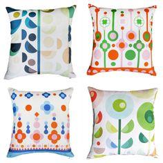 DAN 300 cushions via WeeBirdy.com.