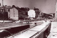 Stará Bratislava po svetovej vojne na fotografiách Bratislava, Mesto, Times Square, Train, History, Nostalgia, Historia, Strollers