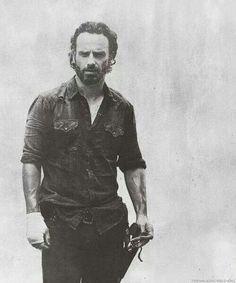 Rick Grimes - season 4