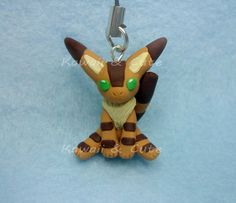 Keychain/Cellphone Strap/Necklace - Ghibli: Teto - Nausicaa Of The Valley Of The…