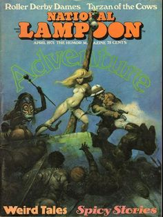National Lampoon April, 1971