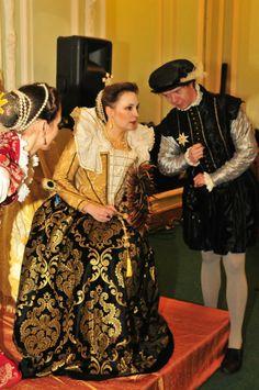 At Renaissance ball, Saint-Petersburg ventodeltempo.info