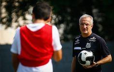Dorival elogia Lucas Veríssimo e repete time titular para enfrentar Ituano  http://santosjogafutebolarte.comunidades.net/seu-placar-de-santos-x-ituano