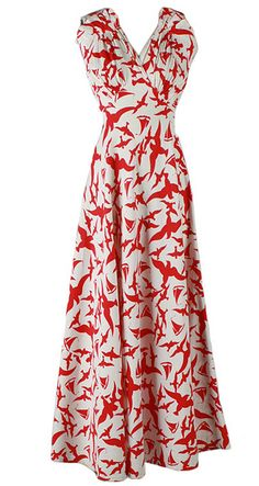 Dress 1930s love the dress but the pattern is blah